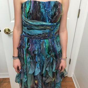 Cache Dresses - Ruffle Cache Dress